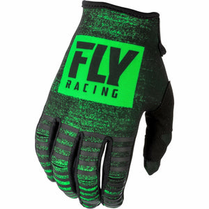 Fly Racing Kinetic Noiz Gloves Gloves Fly Racing NEON GREEN/BLACK 04