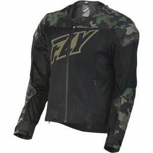 Fly Racing Flux Air Mesh Jacket Jacket Fly Racing CAMO SM