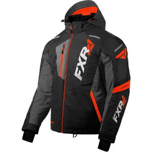 FXR Mission FX Men's Jacket 2020 Jacket FXR 2020 Black/Char/Red S