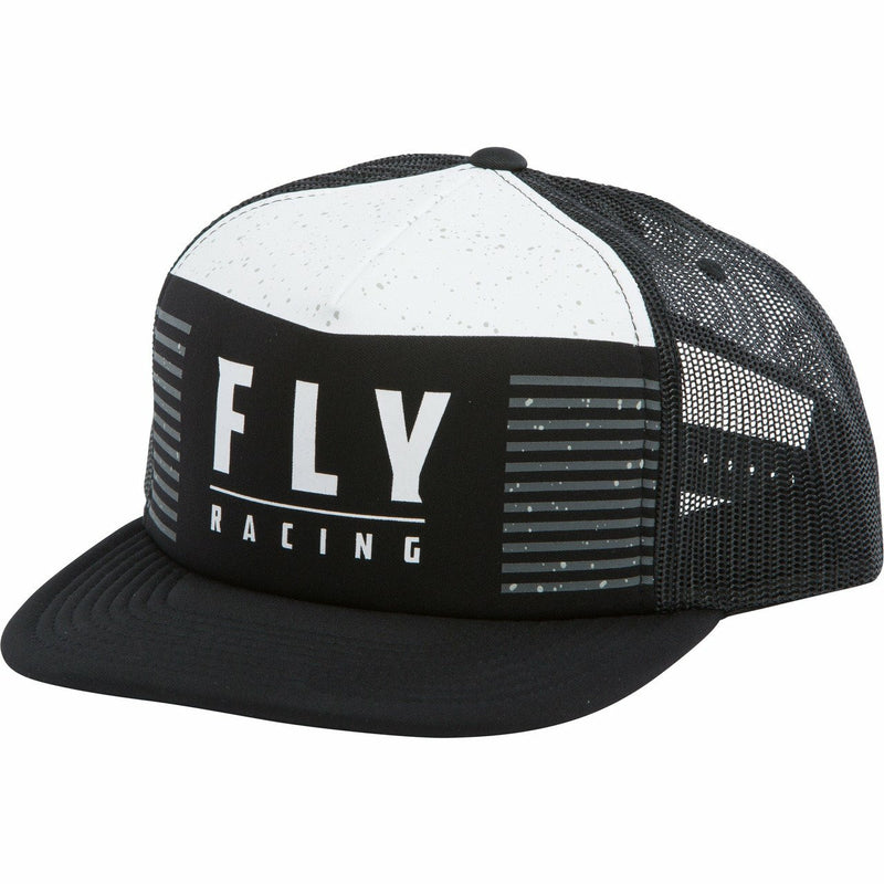 Fly Racing Hydrogen Hat 2020 Fly 2020 BLACK/WHITE OS