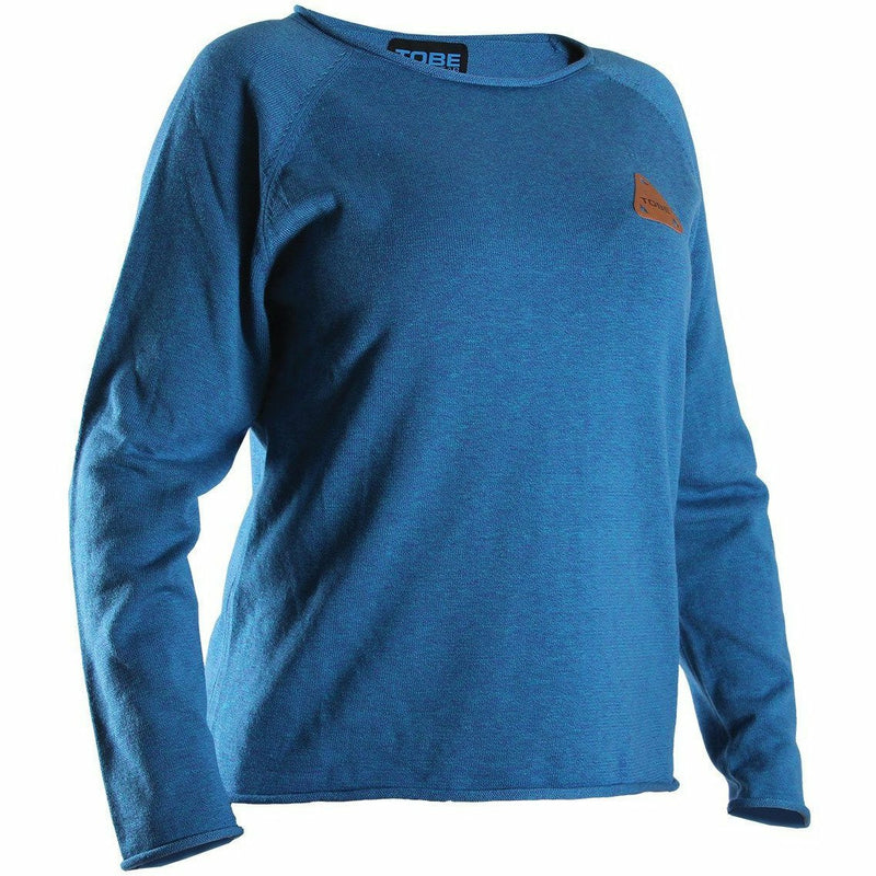 TOBE Casa Sweater W TOBE Casa Sweater W Blue 2XS