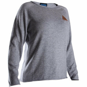 TOBE Casa Sweater W TOBE Casa Sweater W Gray 2XS