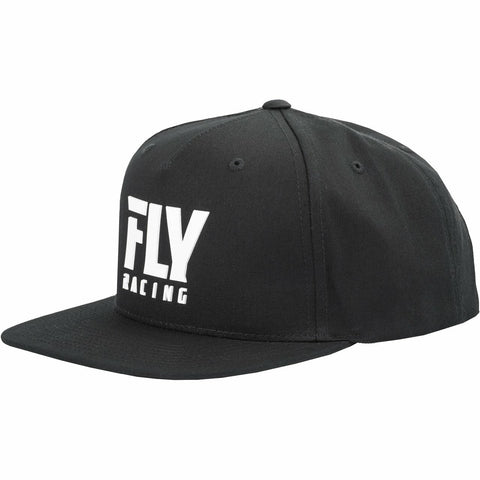 Fly Racing Logo Hat Hat Fly Racing BLACK YOUTH
