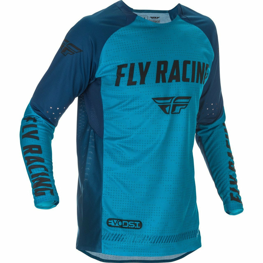 Fly Racing Evolution DST Jersey 21 Jersey Fly Racing BLUE/NAVY 2X