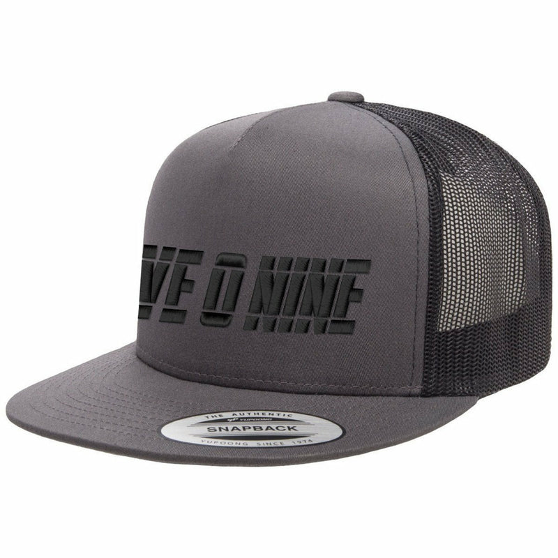 509 Clutch Trucker Hat Hat 509 Charcoal