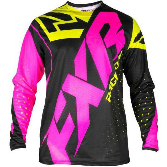 FXR CLUTCH PRIME MX YOUTH JERSEY 19