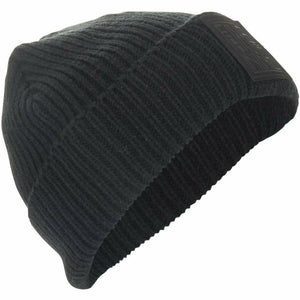 509 Cuff Patch Beanie 2020 Beanie 509 Black