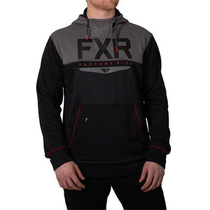 FXR Helium Tech Men's Pullover Hoodie 2020 Hoodie FXR 2020 Black/Red S