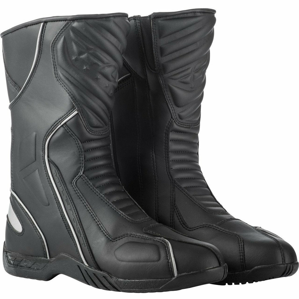 Fly Racing Milepost II Moto Boots Footwear Fly Racing 14