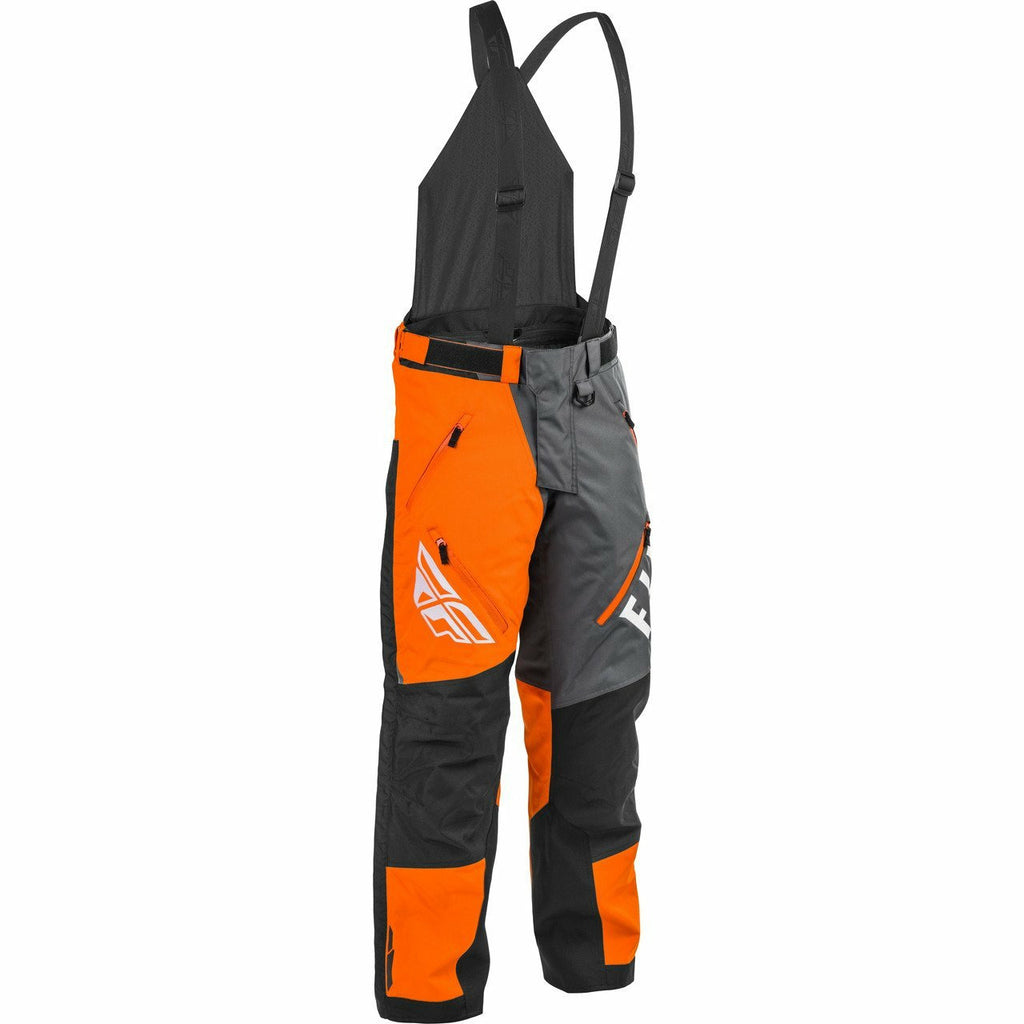 Fly Racing SNX Pro Pants 2020 Pants & Bibs Fly Racing ORANGE/GREY/BLACK 2X