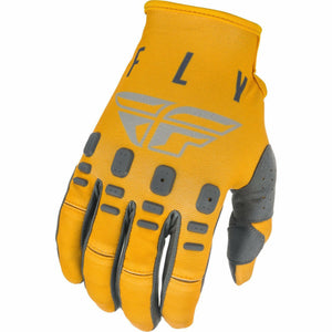Fly Racing Kinetic K121 Gloves 21 Fly Racing 2021 MUSTARD/STONE/GREY 7