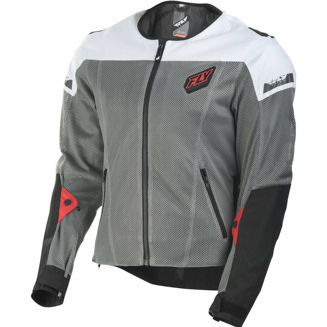 Fly Racing Checkpoint Jacket Black Large