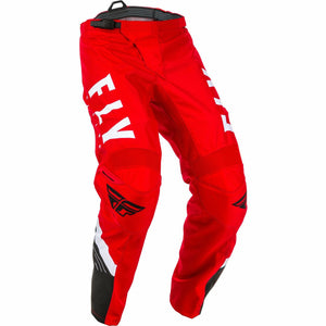 Fly Racing F-16 Pants Fly Racing Off-Road Red/Black/White 28