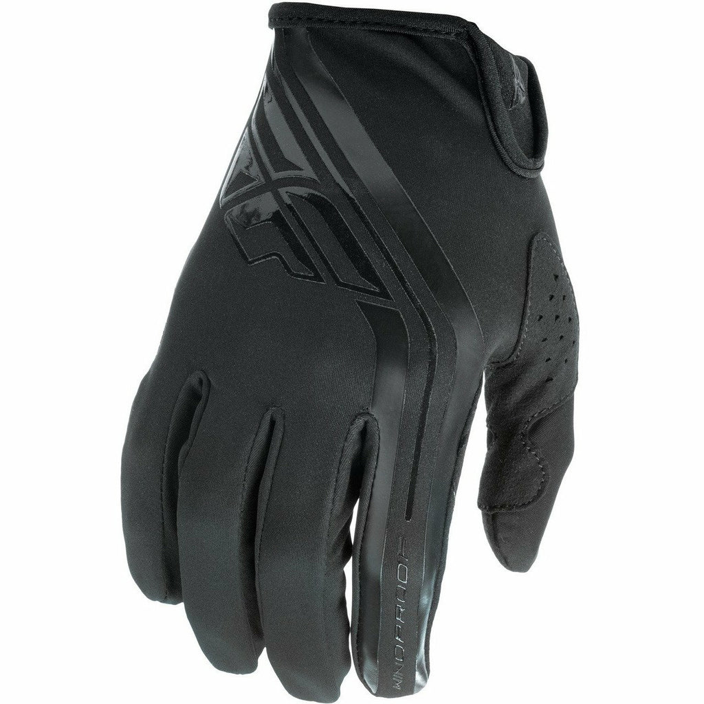Fly Racing Windproof Gloves Fly Racing Off-Road Black 7