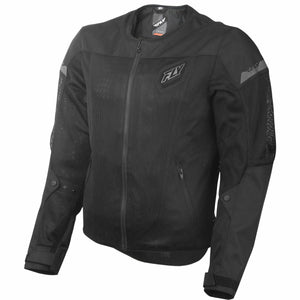 Fly Racing Flux Air Mesh Jacket Jacket Fly Racing BLACK 2X