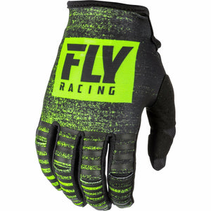 Fly Racing Kinetic Noiz Gloves Gloves Fly Racing BLACK/HI-VIS 04
