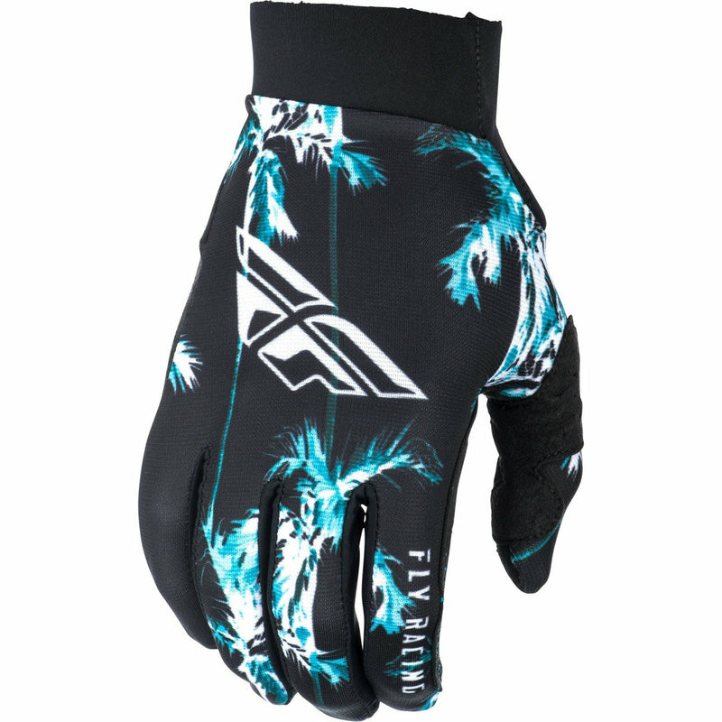 Fly Racing Pro Lite Paradise Gloves Fly Racing Off-Road Teal/Black 8