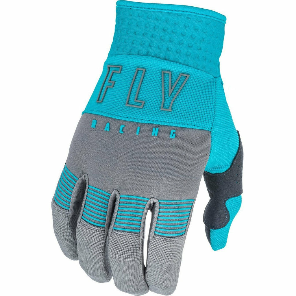 Fly Racing F-16 Gloves 21 Gloves Fly Racing GREY/BLUE 7