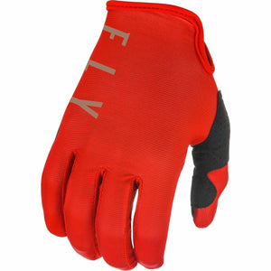 Fly Racing Lite Gloves 21 Fly Racing 2021 RED/KHAKI 7