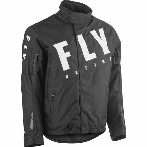 Fly Racing SNX Pro Jacket 2020 Jacket Fly Racing BLACK YL