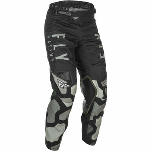 Fly Racing Youth Kinetic K221 Pants 21 Fly Racing 2021 BLACK/GREY 18