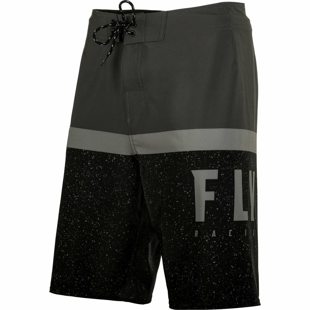 Fly Racing Boardshorts Fly Racing Off-Road Black/Grey 28