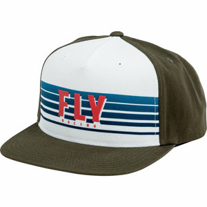 Fly Racing Kinetic Hat 2020 Fly 2020 MOSS GREY/ WHITE ADULT