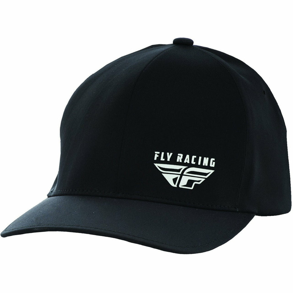 Fly Racing Delta Strong Hat Hat Fly Racing BLACK SM/MD