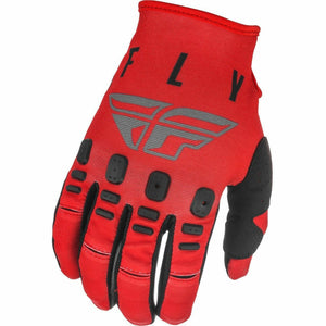 Fly Racing Kinetic K121 Gloves 21 Fly Racing 2021 RED/GREY/BLACK 7