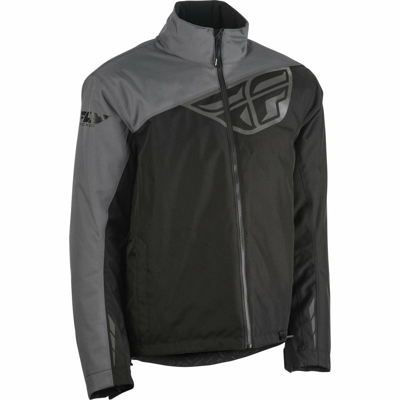 Fly Racing Aurora Jacket 2020 Jacket Fly Racing BLACK/GREY 2X