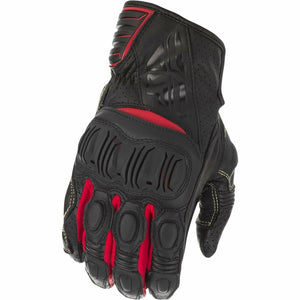 Fly Racing Brawler Gloves 21 Fly Racing 2021 Black/Red 21 2X