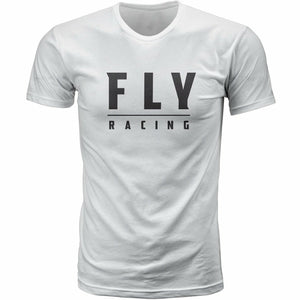 Fly Racing Logo Tee 2020 Fly 2020 WHITE 2X
