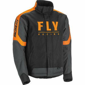 Fly Racing Outpost Jacket 21 Fly Racing 2021 Black/Grey/Orange 21 2X