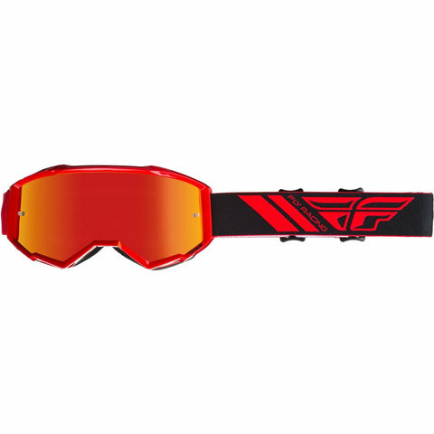 Fly Racing 2019 Zone Goggle Goggles Fly Racing RED W/RED MIRROR LENS ADULT