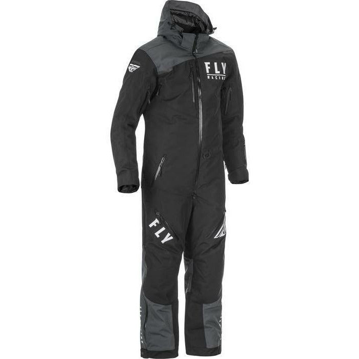 Fly Racing Cobalt Mono Insulated 21 Monosuit Fly Racing Black/Grey SM