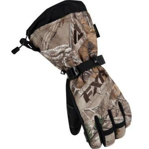 FXR Fuel Glove | Clearance Gloves FXR Realtree Xtra L
