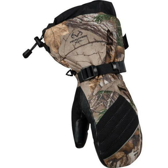 FXR Fusion Women's Mitt | Clearance Gloves FXR Realtree Xtra M