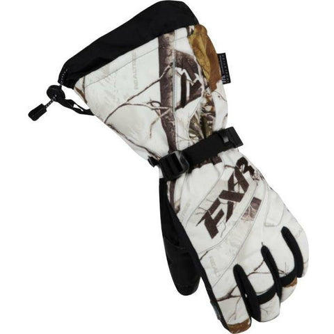 FXR Fusion Women's Glove | Sale Gloves FXR APHD Snow X-Small