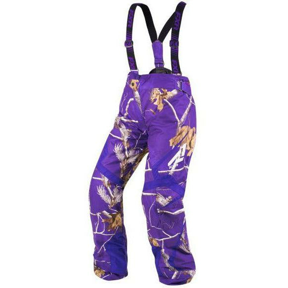 FXR Helix Youth Pant | Clearance Pants & Bibs FXR Realtree AP Purple 10