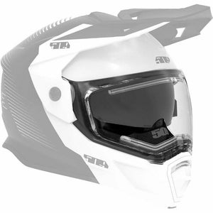 509 Ignite Shield for Delta R3 Carbon Fiber Helmets 2020 Accessories 509 Clear