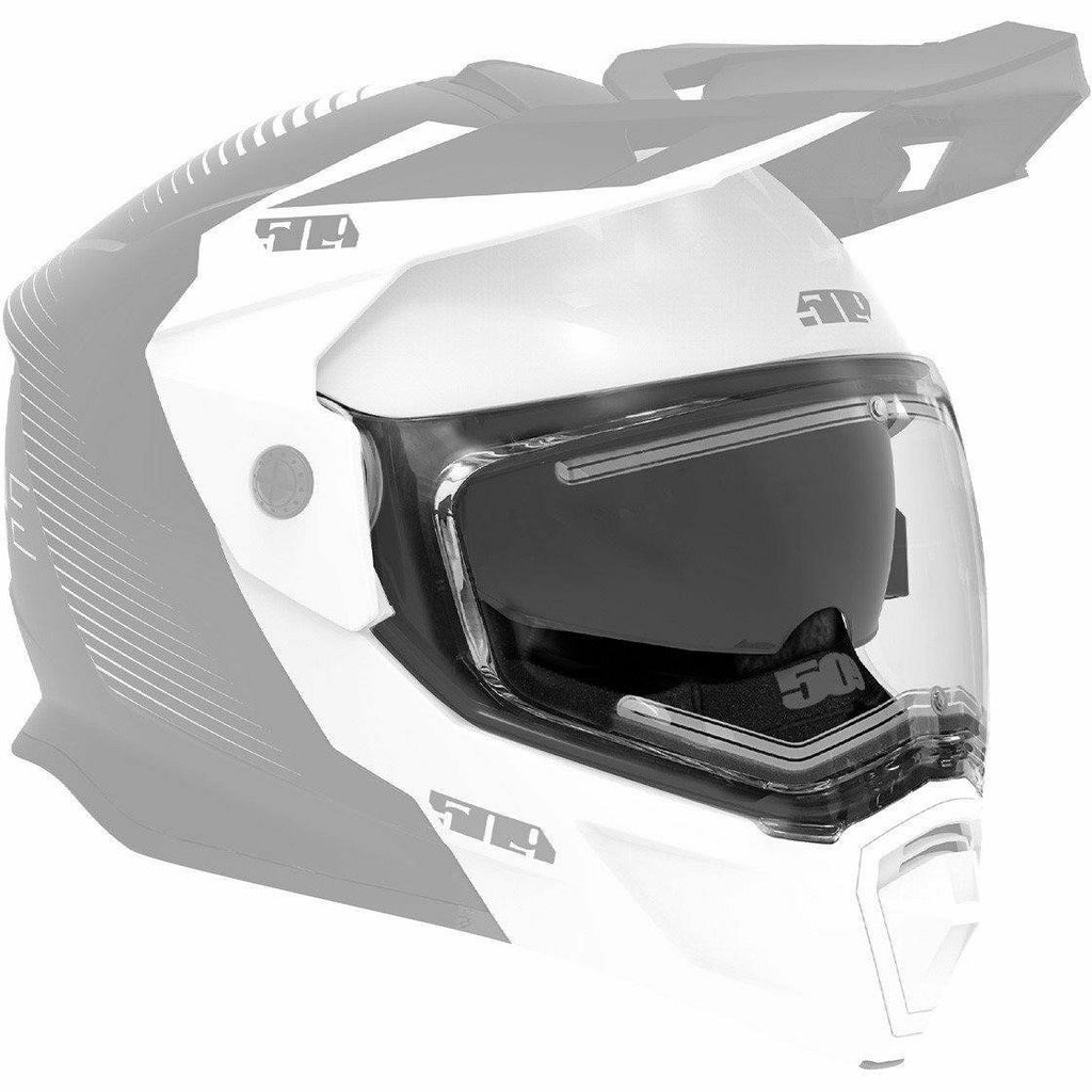 509 Ignite Shield for Delta R4 Helmets 2020 Accessories 509 Clear