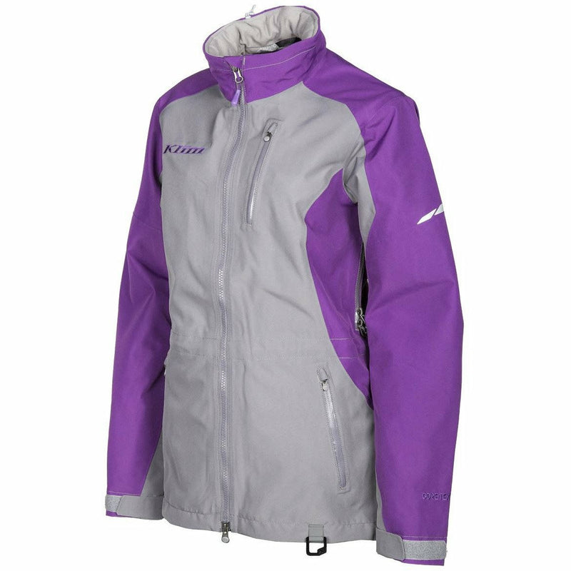 Klim Alpine Women's Parka Jacket Klim Purple XS