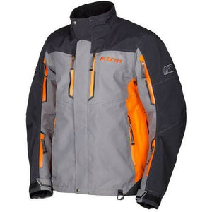 Klim Valdez Parka Jacket Klim Orange SM