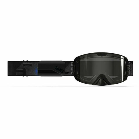 509 Kingpin Ignite Goggle 2020 Goggles 509 Black Ops Heated Photochromatic Polarized Smoke Tint