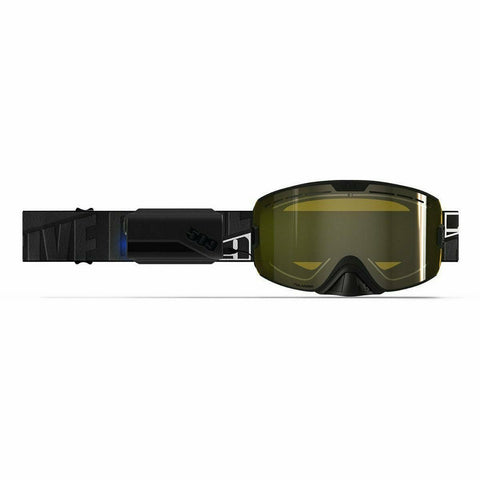 509 Kingpin Ignite Goggle 2020 Goggles 509 Whiteout Heated Yellow Tint