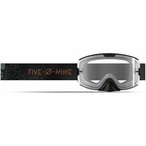 509 Kingpin Offroad Goggle | 509 Motocross Goggles Goggles 509 Black Fire Hextant
