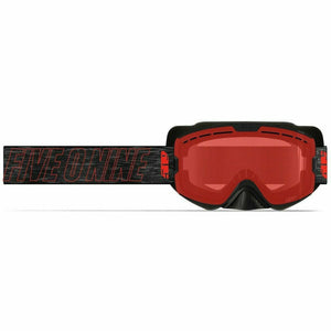 509 Kingpin XL Snow Goggle Goggles 509 Red