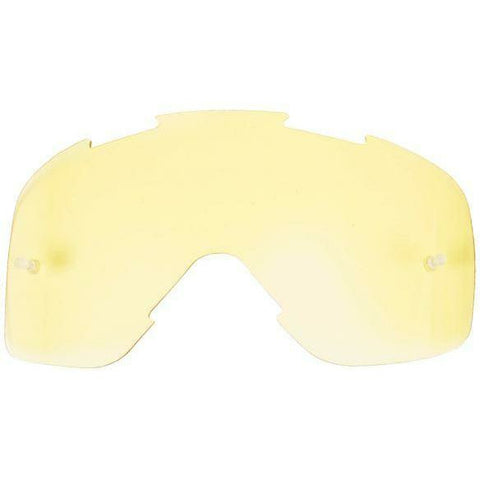 FXR MISSION REPLACEMENT MOTO LENS Accessories FXR YELLOW