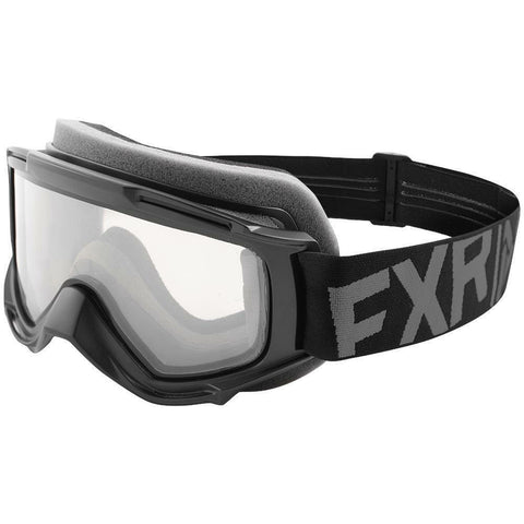 FXR Youth Throttle Goggle Goggles FXR Black Ops OS