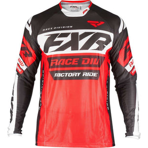 FXR REVO MX JERSEY 19 Jersey FXR RED/BLACK/WHITE SM